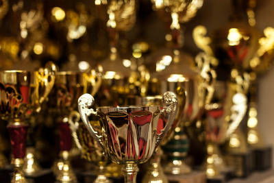 Karate Program Scottsdale Paradise Valley Peaceful Warrior Martial Arts-Karate Tournament Trophies