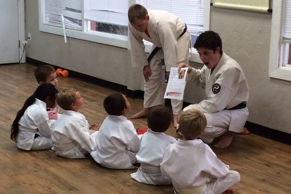 Karate Program Scottsdale Paradise Valley Peaceful Warrior Martial Arts-Little Warriors