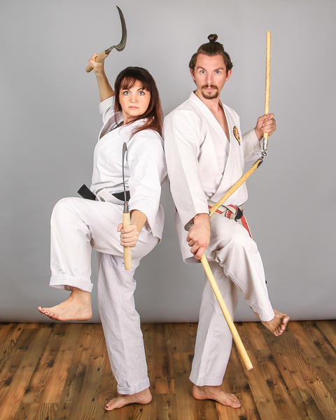 Kobudo, Weapons Training, Karate, Martial Arts in Scottsdale and